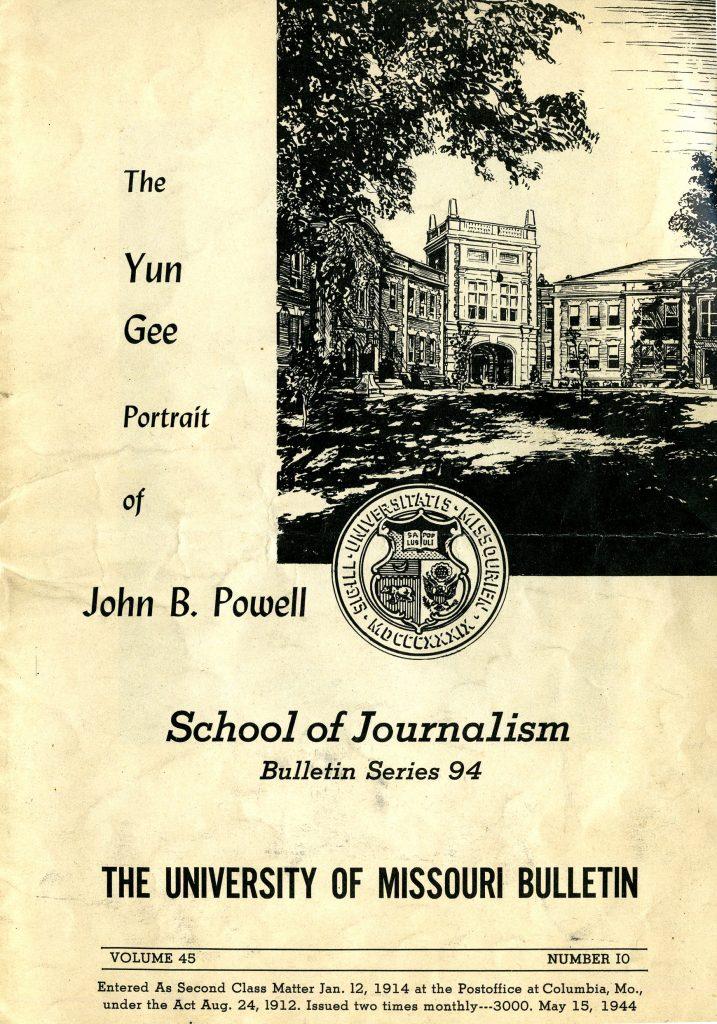 John B. PowellBrochure