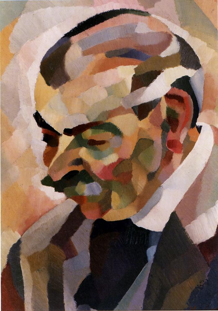 Portrait of Gottardo Piazzoni