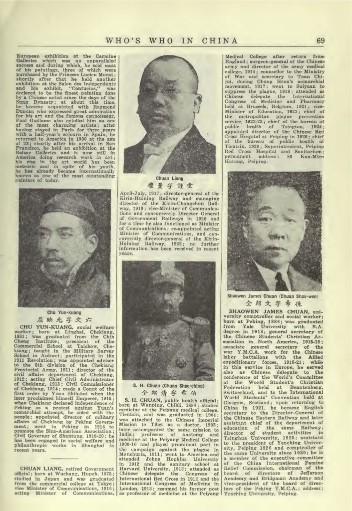 1936 Yun Gee Who's Who in China 03