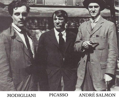 Modigliani_Picasso_AndreSalmon