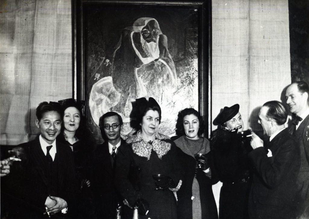 GalerieReineMargot1938