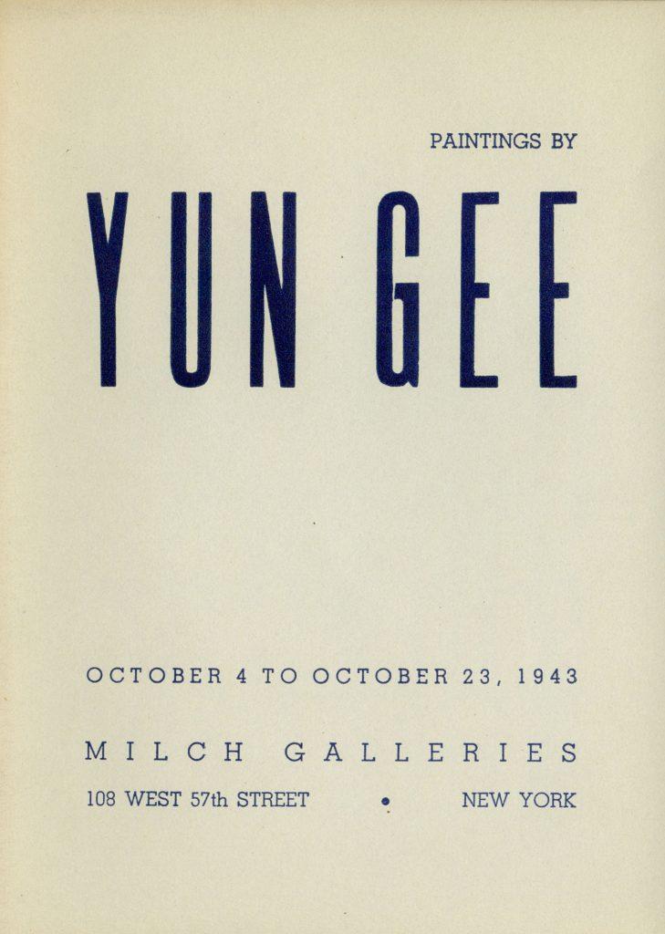 NY Milch 1943